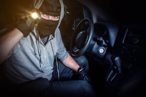 vehicle thefts