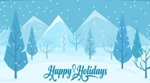 happy holidays from central collision